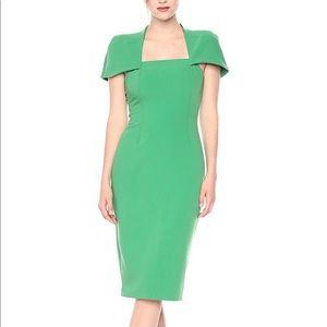 Elliatt Vera Cap Sleeve Tailored Sheath Dress
